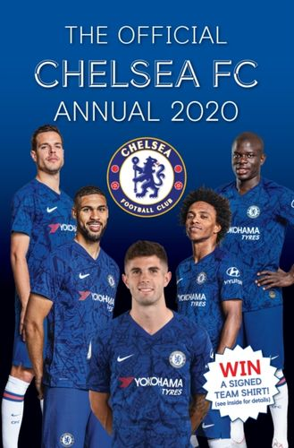 Official Chelsea FC Annual 2020