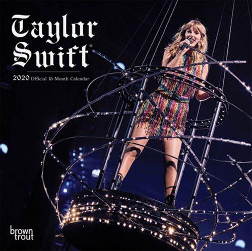 Taylor Swift 2020 Mini Wall Calendar