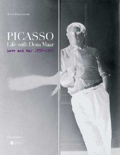 9782080305213 image Picasso: Life with Dora Maar