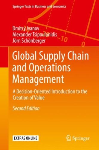 Global Supply Chain and Operations Management
