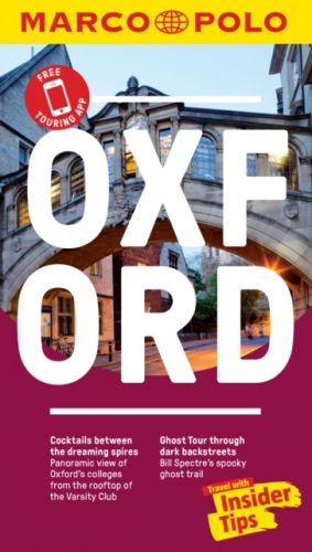 9783829707930 image Oxford Marco Polo Pocket Travel Guide - with pull out map