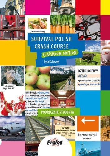 9788360229422 image Survival Polish Crash Course
