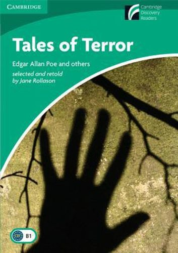 9788483235300 image Tales of Terror Level 3 Lower-intermediate American English