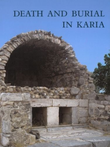 9788740830606 image Death & Burial in Karia