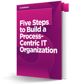 5 Steps to Build a Process-Centric IT Organization