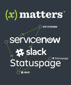 ITSM Toolchain Demo: ServiceNow, Slack, StatusPage, and xMatters