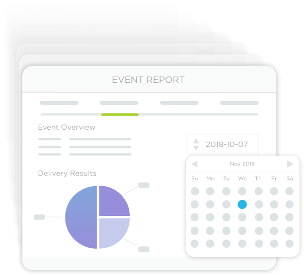 Use xMatters Time Machine like instant replay for incident management. See what tactics and strategies your teams used to handle incidents—learn what worked… and what really didn't.