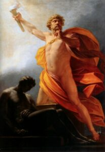 Prometheus gave humans fire before he gave us time-based monitoring.