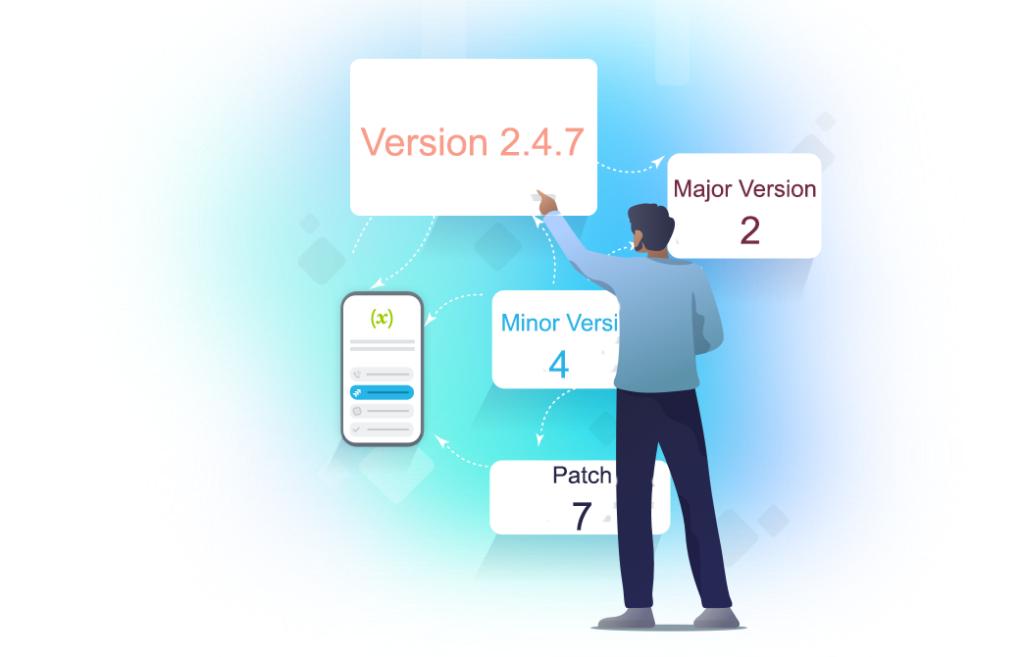 REST API versioning through the URI path