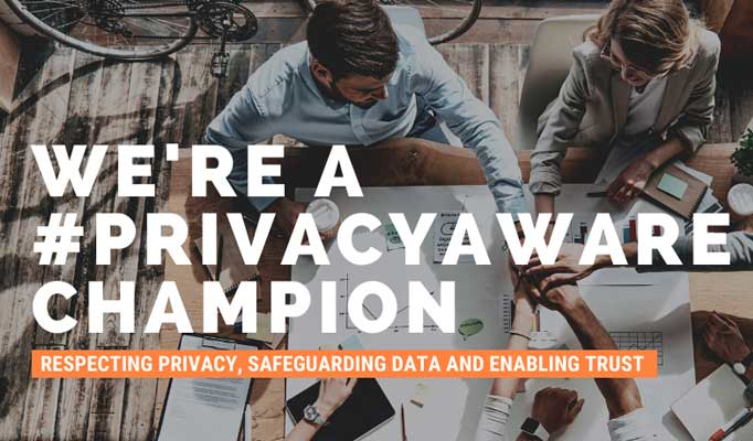 Data Privacy Day: Be a 2020 Champion with Us