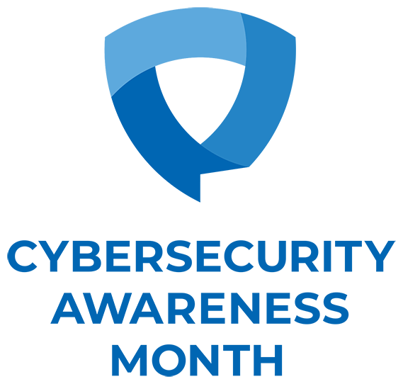 It's Cybersecurity Awareness Month. Be a Cybersecurity Awareness Champion.