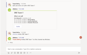 Invite group to Microsoft Teams channel