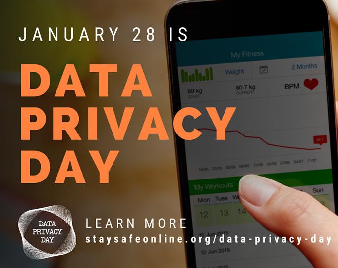 Data privacy day champion 2021