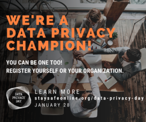 Data Privacy Champion 2021