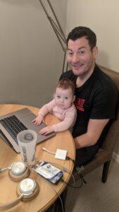 Stuart Congdon, Product Manager