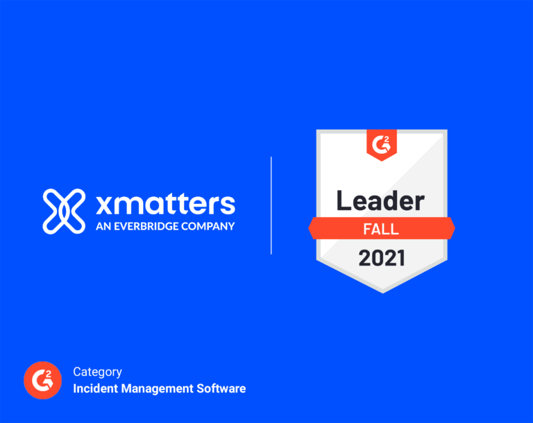 xMatters remains a G2 Grid® Report Leader