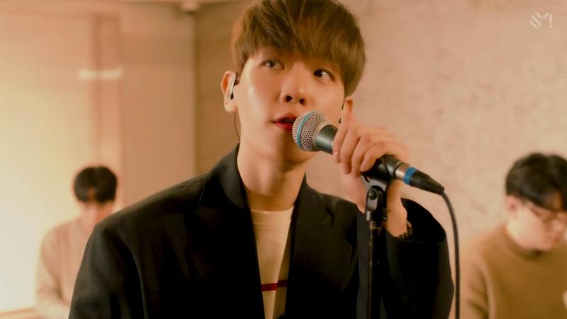 中韓歌詞 ♥ BAEKHYUN 백현 伯賢《Love Again》