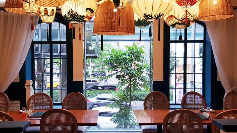 台北市忠孝復興站 ♥ 沐越 Mu Viet 越式料理 台北復興南店,法式氛圍中的越式饗宴!