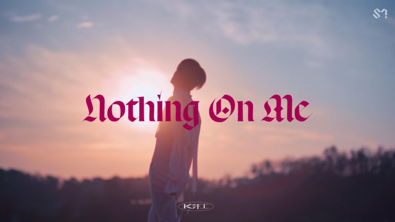 中韓歌詞 ♥ KAI 카이《Nothing On Me》