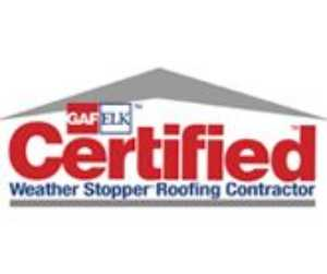 certified roofing Gilmer