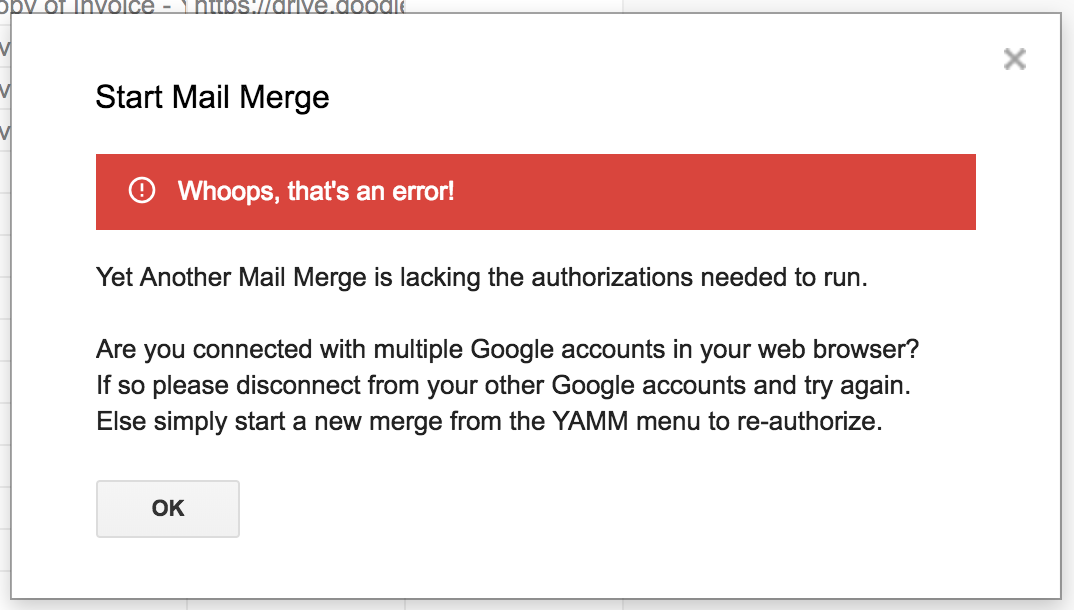 Multiple accounts issue with Google Apps Script - Google Apps Script