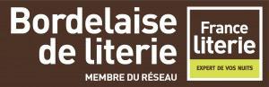 Bordelaise De Literie literie (détail)
