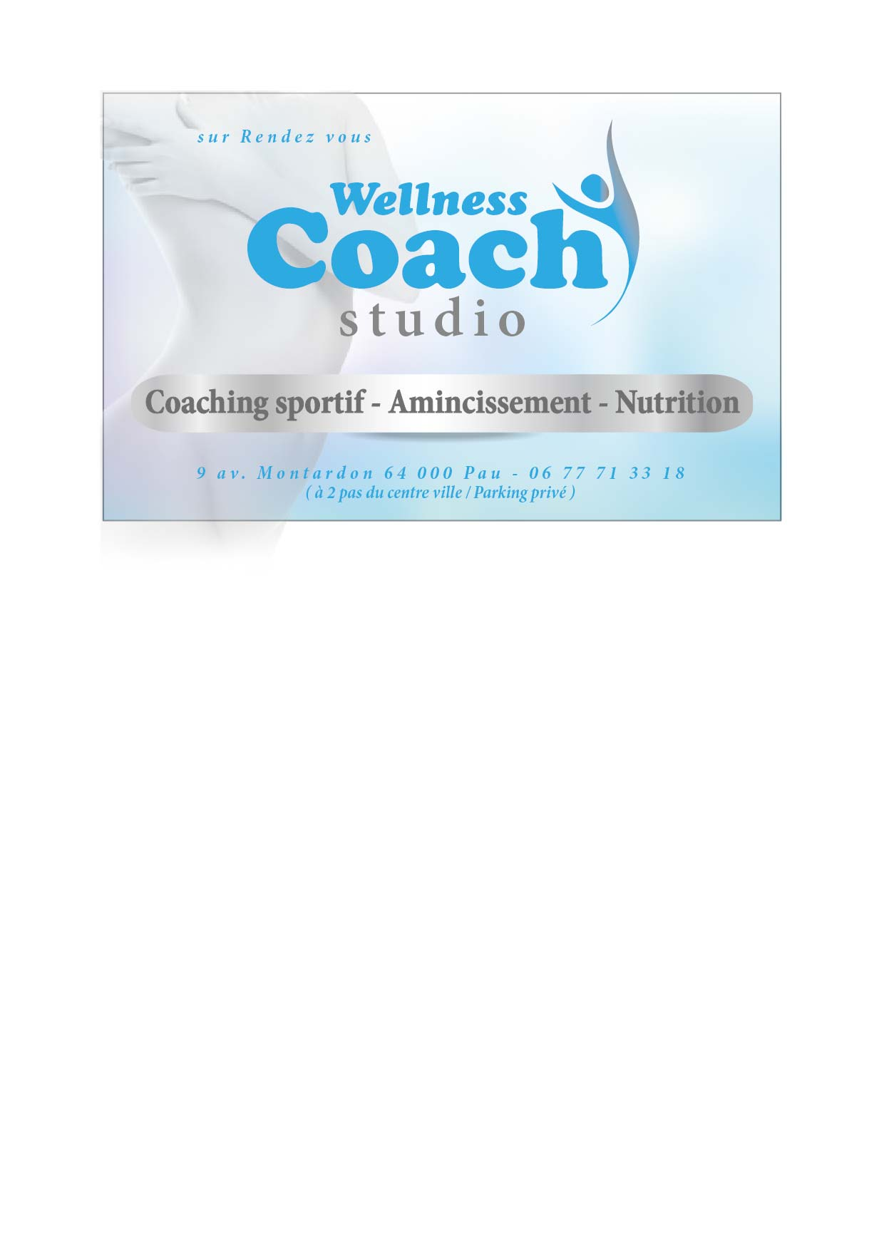 Wellness Coach Studio