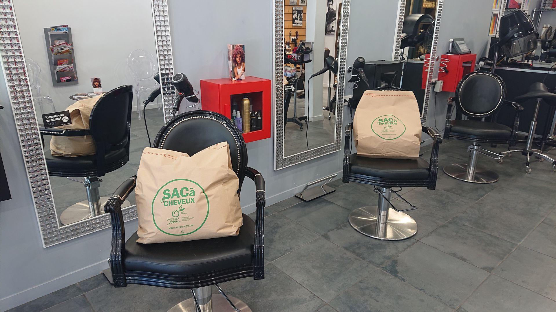 Salon de coiffure Pascal Burlot à Guingamp dans les Côtes-d ...