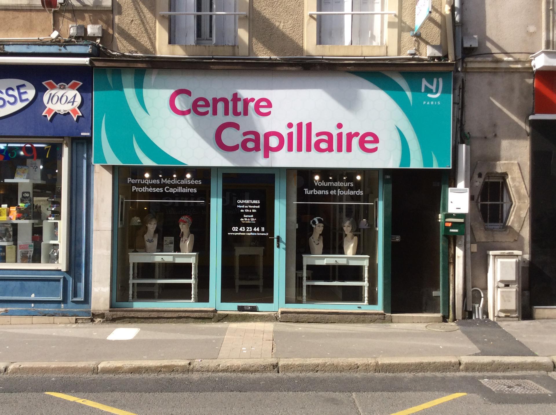 Centre Technique Capillaire perruque et postiche