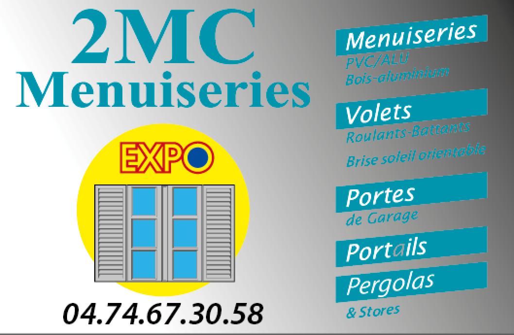 2MC Menuiseries entreprise de menuiserie PVC