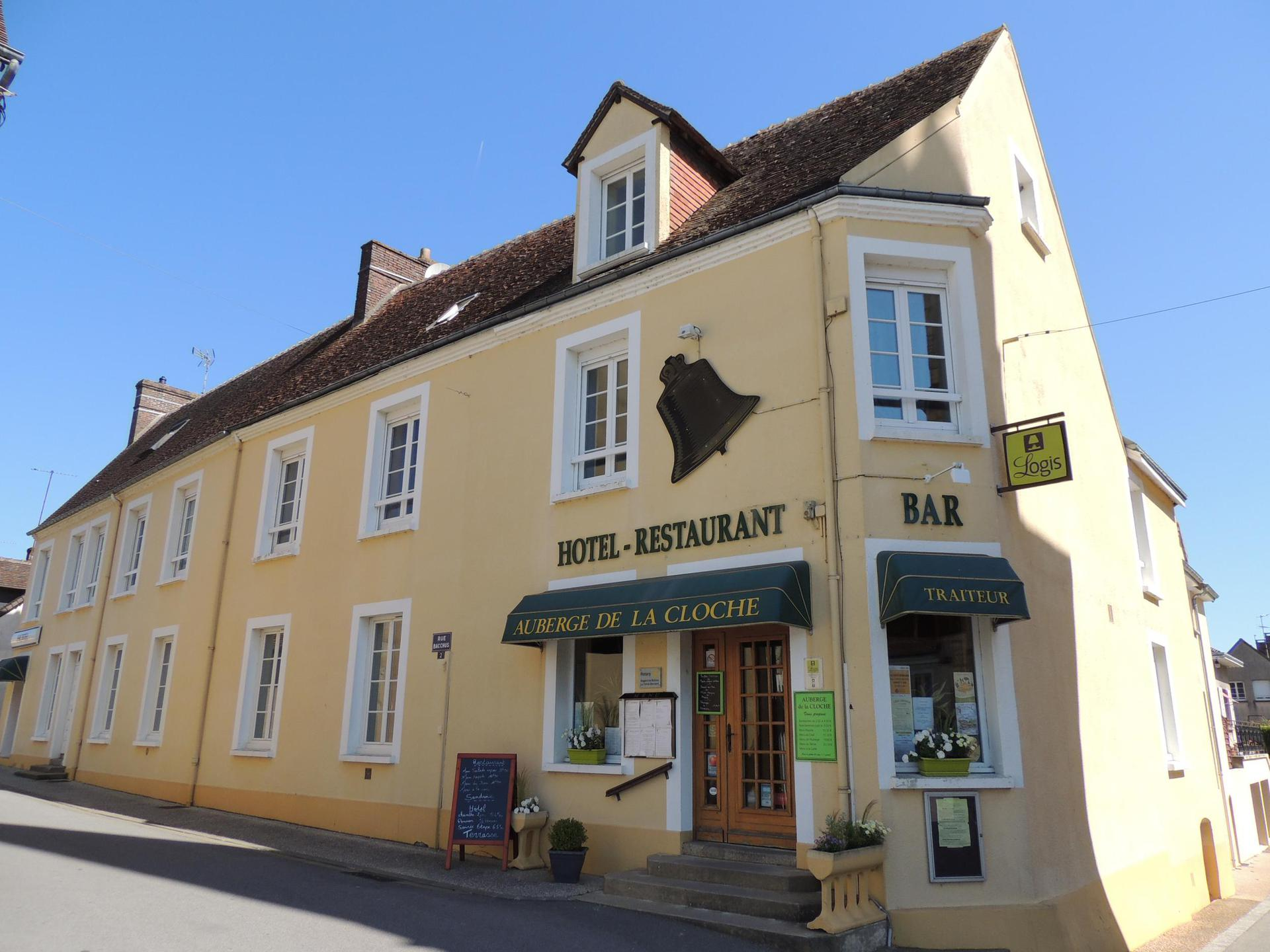 Auberge De La Cloche restaurant