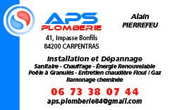 APS Plomberie EURL radiateur pour véhicule (vente, pose, réparation)