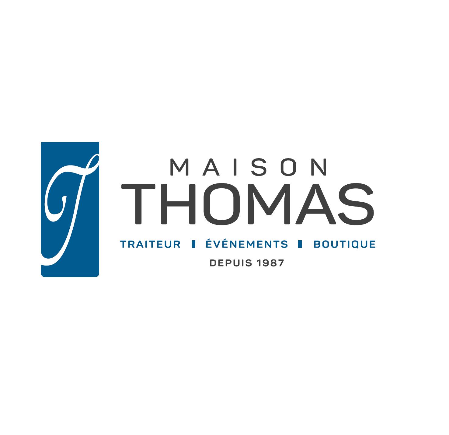 Maison Thomas boucherie et charcuterie (détail)
