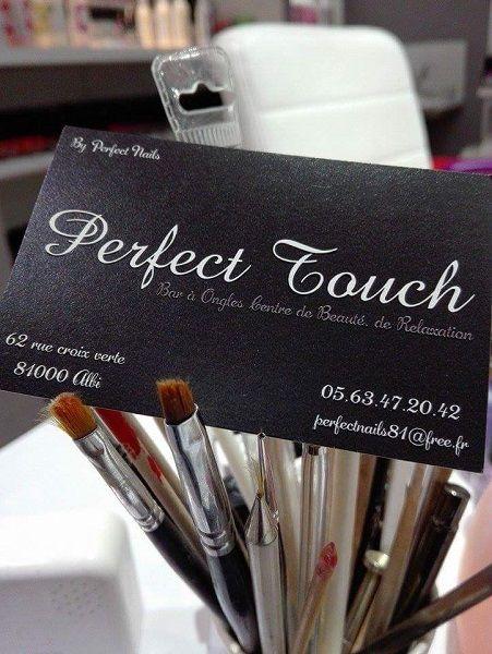 Perfect Touch Sarl Ongles & Look institut de beauté