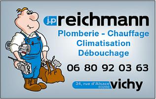 Reichmann Jean-Philippe EURL plombier