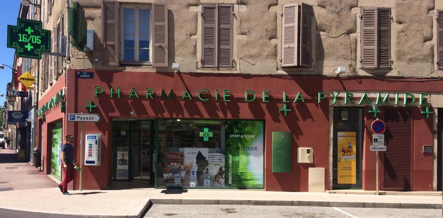 Pharmacie de la Pyramide pharmacie