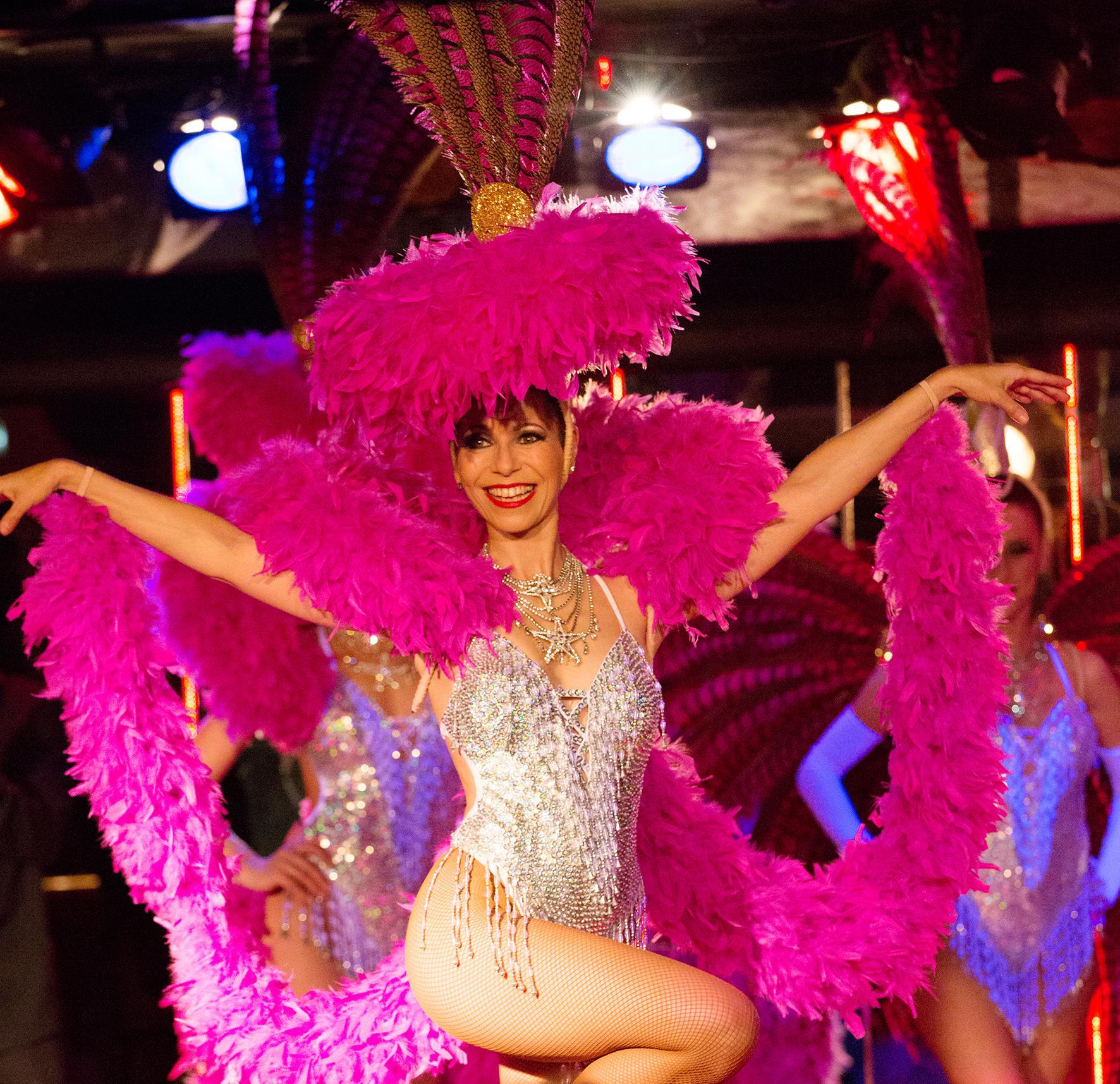 Cabaret le Baroque cabaret et music-hall