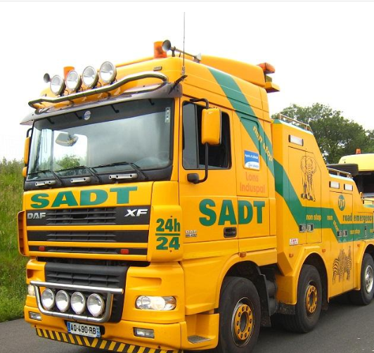 S.A.D.T Service Assistance Dépannage Transport casse auto
