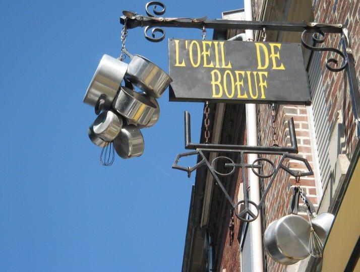 L'Oeil de Boeuf restaurant