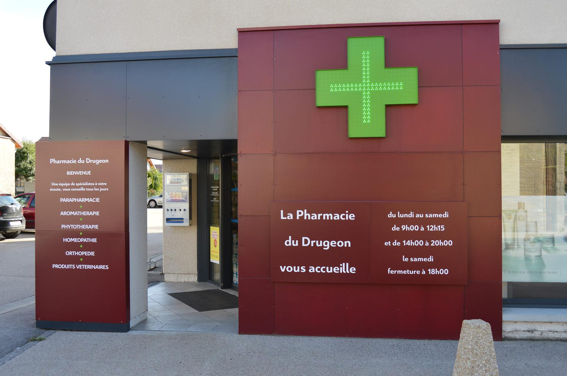 Pharmacie Du Drugeon relaxation
