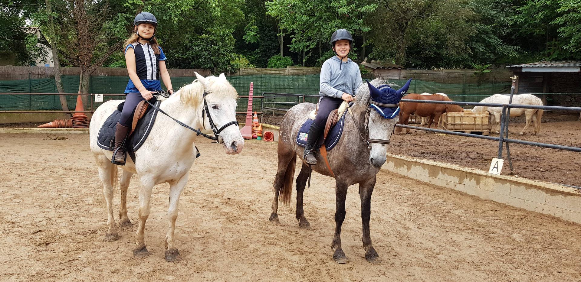 Anthouard Marion centre équestre, équitation