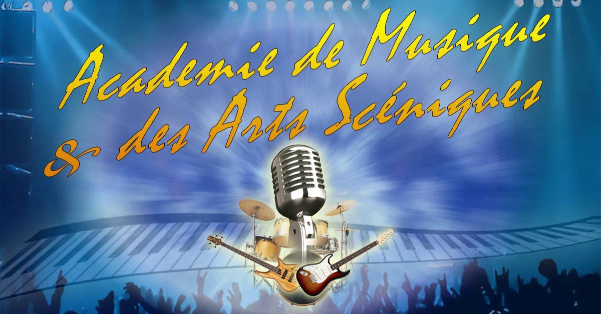 Académie De Musique et des Arts Scéniques cours de musique, cours de chant