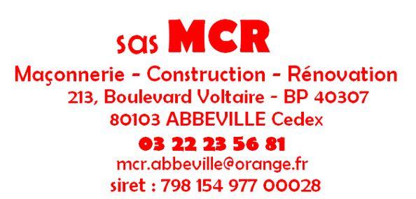 MCR SAS