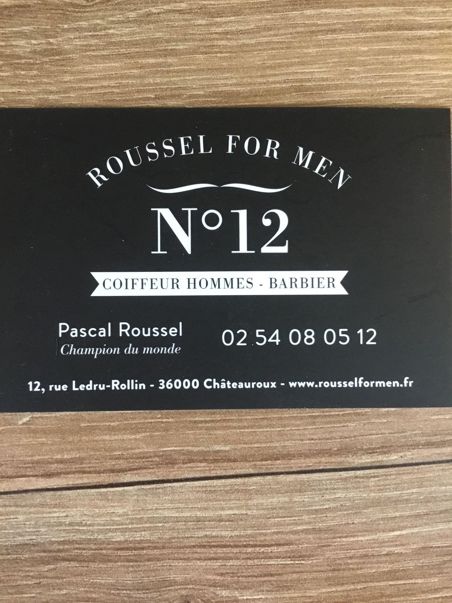 Coiffure Roussel for Men Coiffure, beauté