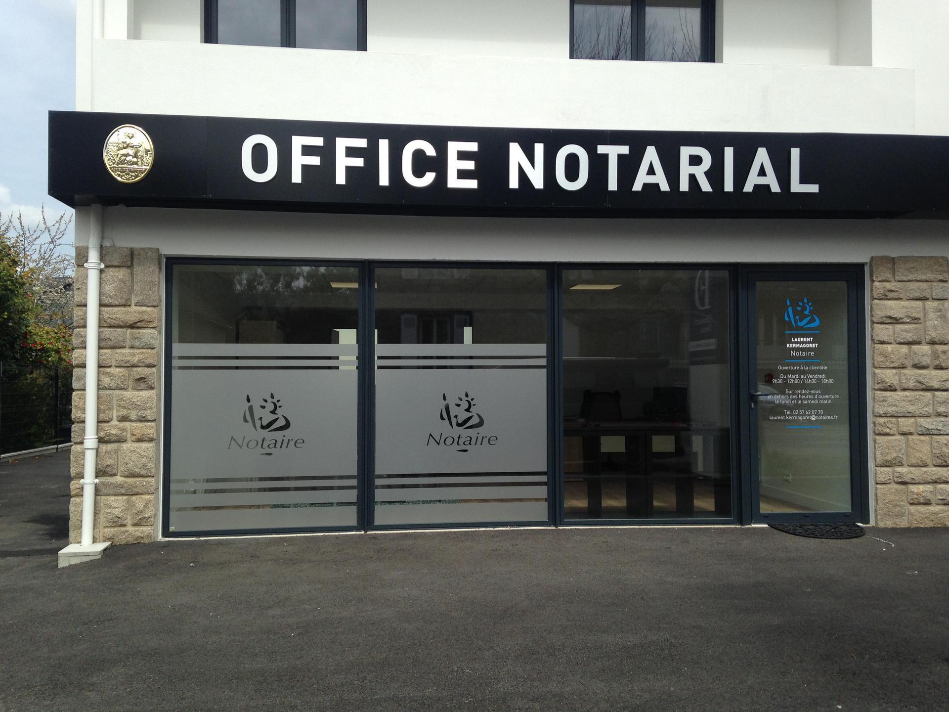 Office Notarial Laurent KERMAGORET notaire