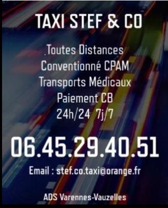 Condroyer Stéphane taxi