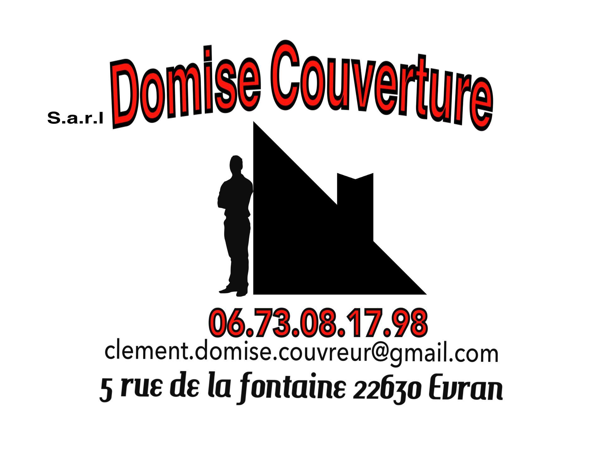Domise Couverture Sarl couverture, plomberie et zinguerie (couvreur, plombier, zingueur)