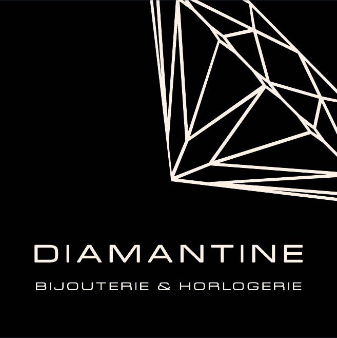 Diamantine bijouterie et joaillerie (détail)