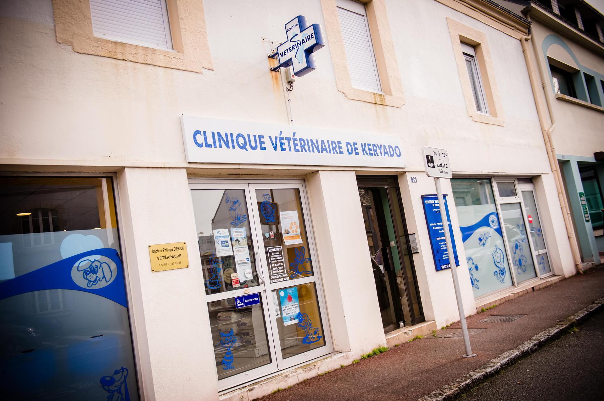 Clinique Vétérinaire De Keryado vétérinaire