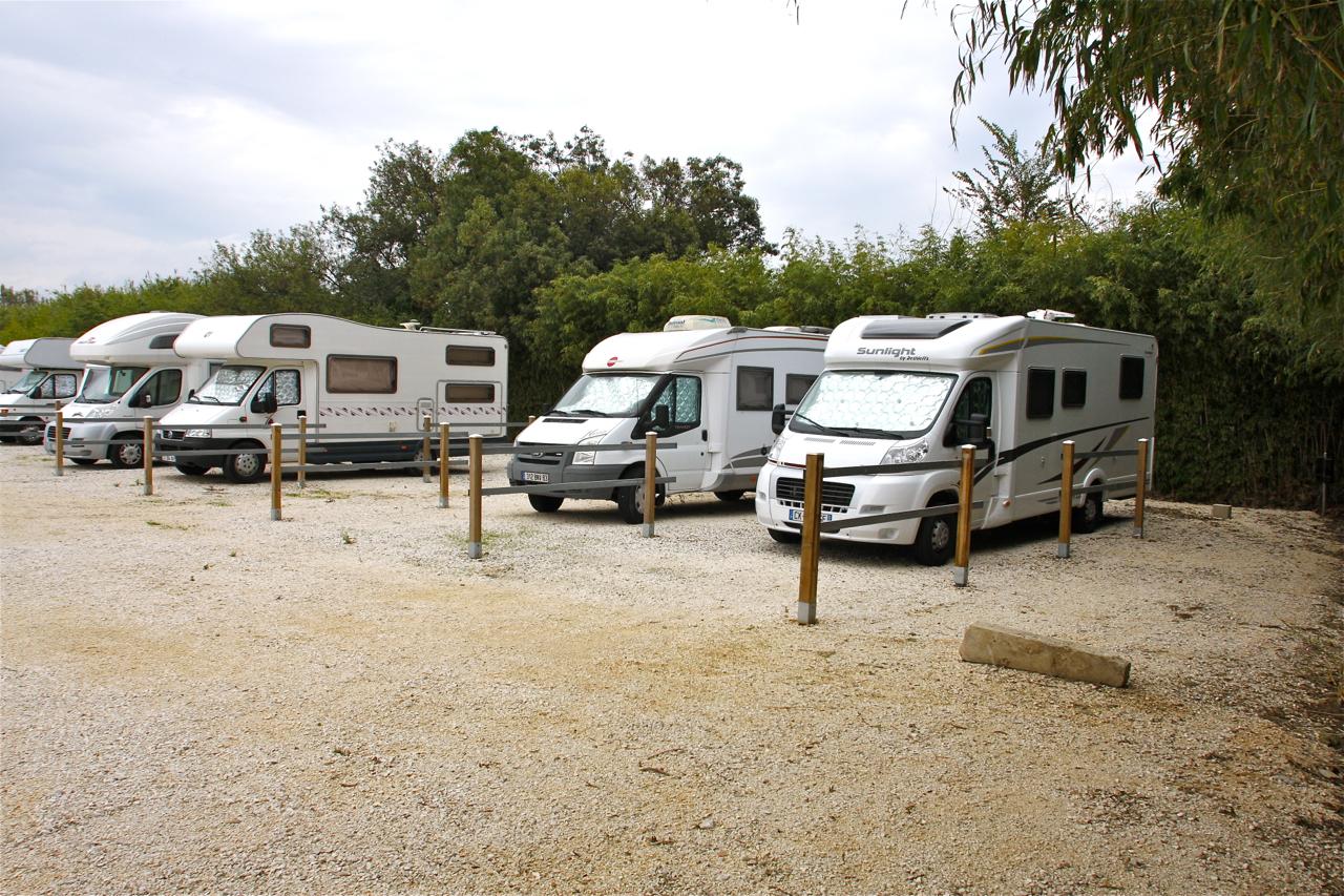 Bohem Hyères camping